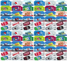 72 - Small Flavor Strips