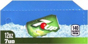 7up small size flavor strip